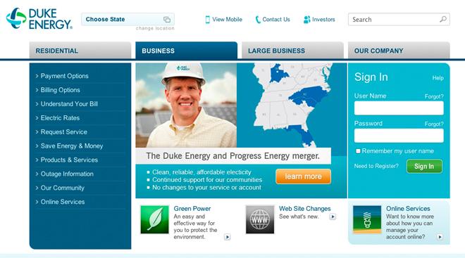 Duke Energy Paperless Billing